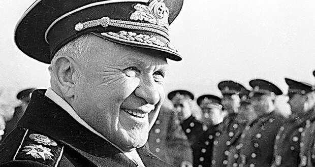 Идея океанского флота возникла на Черном море