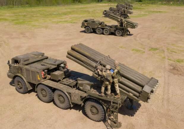 Украина провела масштабные учения вблизи Крыма