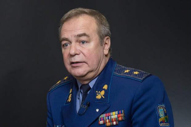 Украинский генерал помечтал о ракетном ударе по Уралу