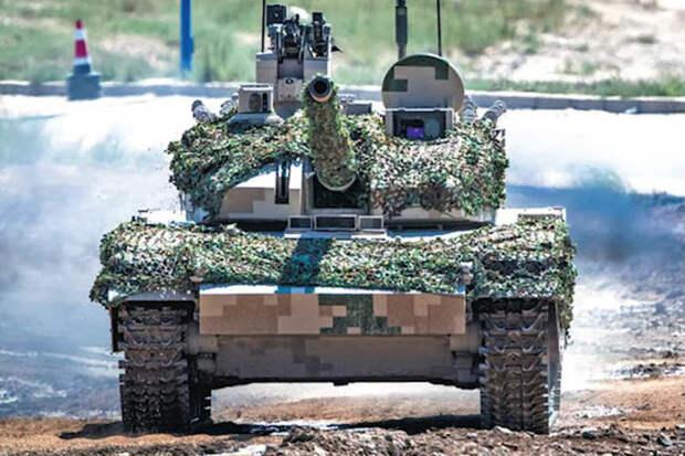 Тягач-эвакуатор на базе новейшего танка Тип 15 создали в Китае
