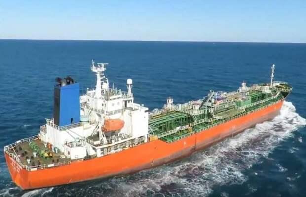 Иран отказался возвращать Южной Корее захваченный танкер