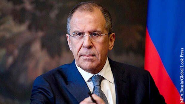 Лавров назвал российское условие проведения саммита «нормандской четверки»