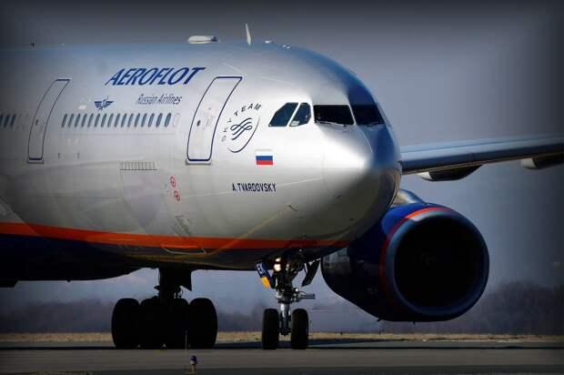 """Цены компании """"Аэрофлот"""" на перелет до Анталии и обратно"""