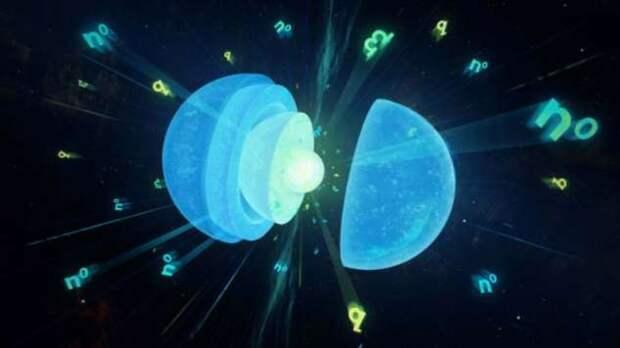 Фантасту и не снилось — что внутри нейтронной звезды