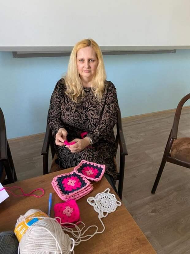 После публикации в «ЗБ» жительница Марьиной рощи присоединилась к команде волонтёров