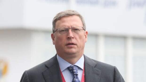 Губернатор Омской области заразился коронавирусом
