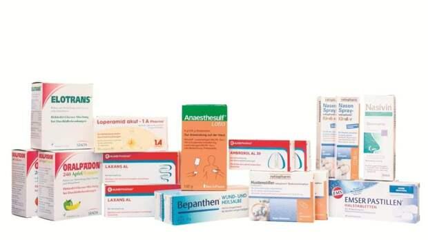Медикаменты, которые не стоит покупать в Германии