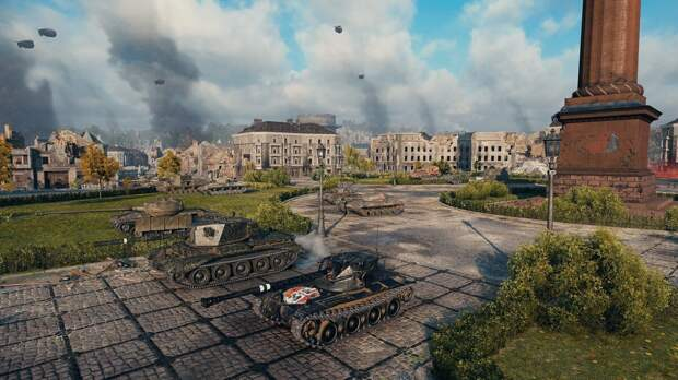 Смысл играть в World of Tanks?