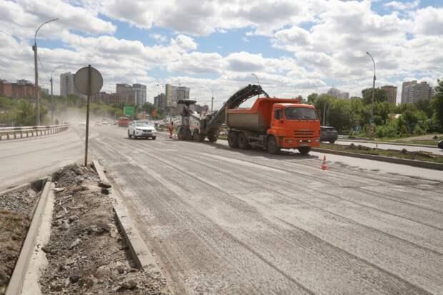 Контролировать расход средств на ремонт городских дорог буду эксперты проекта «Дорожный контроль»