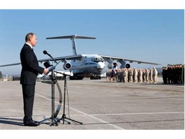 Россия неуклонно превращается в ключевого игрока на Ближнем Востоке