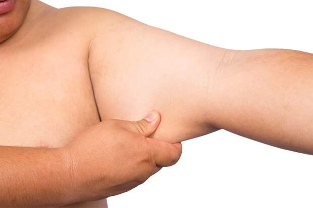 Упражнения для стройных рук: как убрать жир быстро