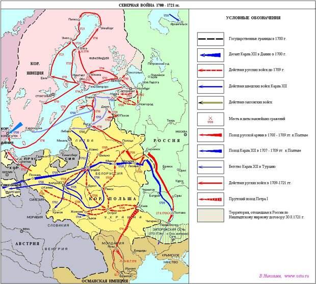 10 сентября 1721 года Россия купила Прибалтику за 2 миллиона ефимков
