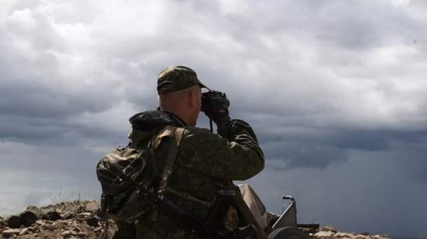 В ЛНР резервистов призвали на военные сборы