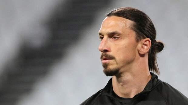 Ибрагимович не сыграет на чемпионате Европы по футболу
