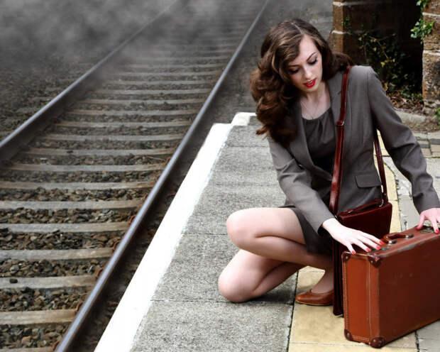 10 способов сэкономить место в чемодане...
