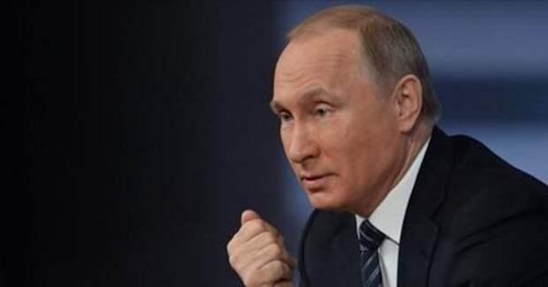 Путин: Хочу успешно завершить свою карьеру
