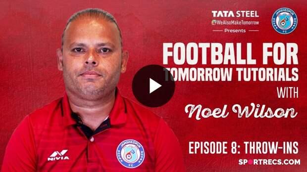 #FootballForTomorrow Tutorials with Noel Wilson - Episode 8