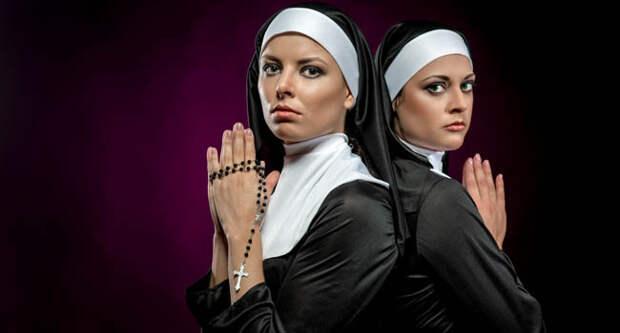 Блог Павла Аксенова. Анекдоты от Пафнутия про монашек. Фото amoklv - Depositphotos
