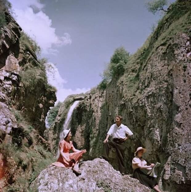 Кисловодск, 1950 50-е, СССР, история, моменты, повседневная жизнь, редкие фото, советский союз, фото