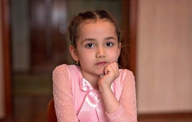 Шестилетней Рите из Гулькевичей нужна помощь