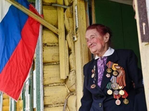 Ветеран Пелагея Королёва - последний живой участник освобождения Калуги