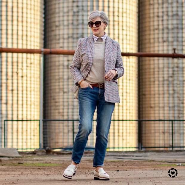 Стильная пара: 5 топовых моделей обуви на весну для женщин 50+