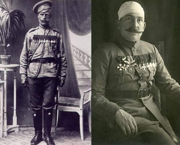 Знаки солдатской доблести и геройства