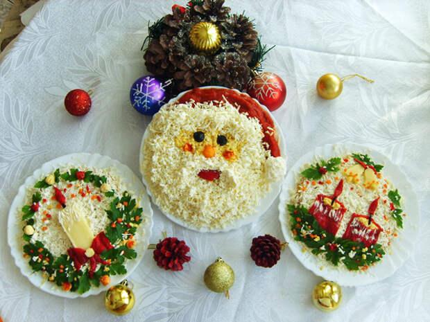 Новогоднее украшение блюд2 (600x450, 172Kb)