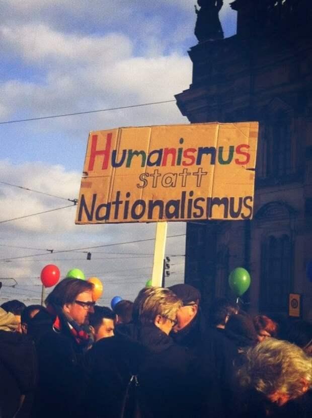 Радикальный гуманизм: человеку нужен человек