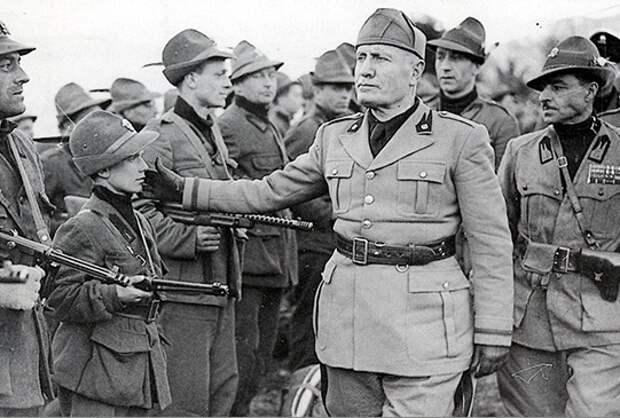 Марионеточный союзник Гитлера