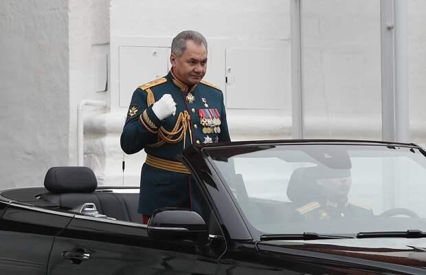 Шойгу устроил военным разнос: но в армии его никто всерьёз не воспринимает