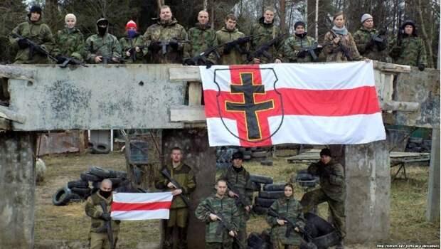 Всё как на Украине: Белорусское КГБ разрешило работу лагерей подготовки боевиков