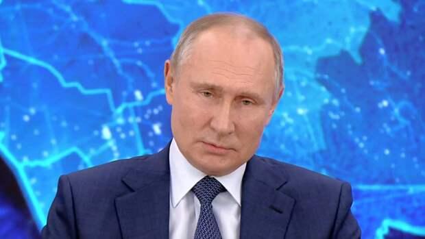 Путин объяснил, когда у россиян сформируется коллективный иммунитет к COVID-19