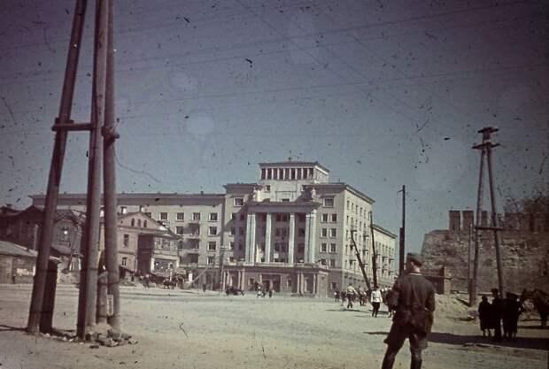 1941. Площадь Смирнова