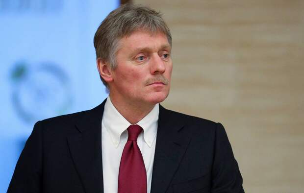 Пресс-секретарь президента РФ Дмитрий Песков Виталий Невар/ТАСС