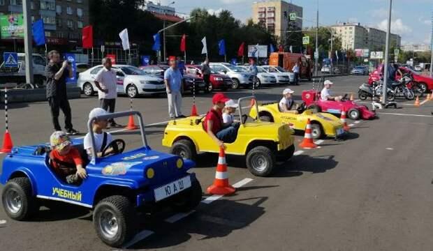 Автошкола для детей/Московский паркинг