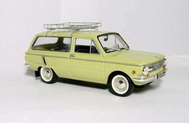 """ЗАЗ-966 """"Шутинг-брейк"""" авто, автодизайн, газ, запорожец, моделизм, модель, москвич, советские автомобили"""