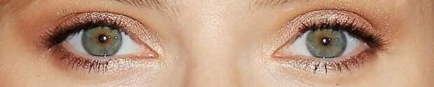 Глаза Скарлетт Йоханссон    исследование, красота, лицо