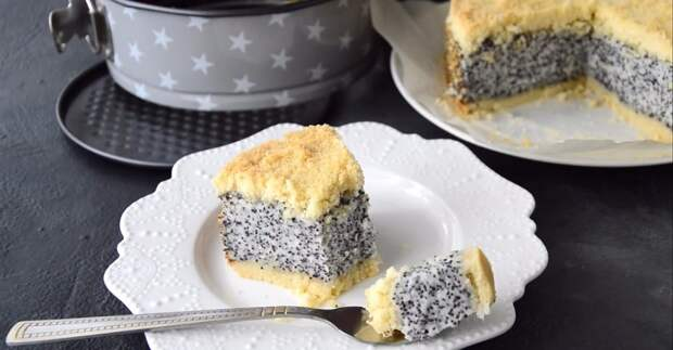 Немецкий маковый пирог: достаточно простой, чтобы приготовить без повода