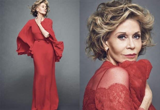 И в зрелом возрасте актриса великолепно выглядит | Фото: hochu.ua
