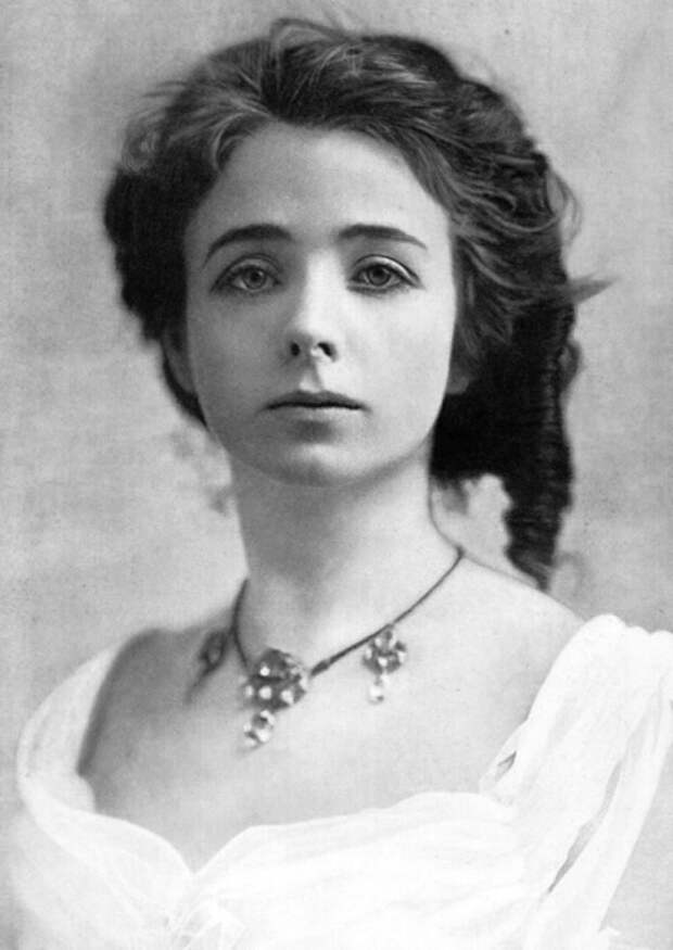 Мод Адамс (1872-1953), фото 1901 года