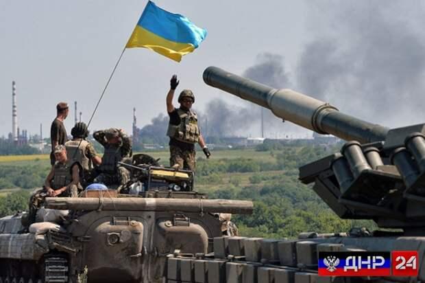 Украина готовит 300 тысяч добровольцев для переброски в Донбасс