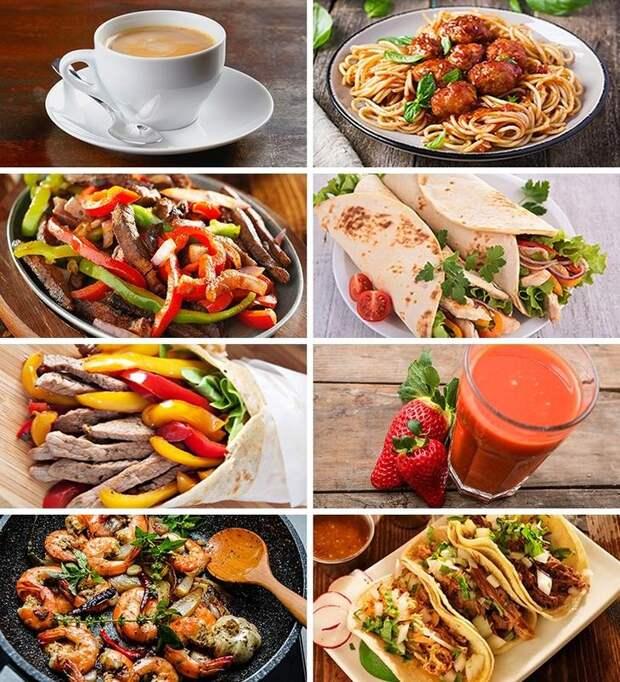 Что можно поесть на 30 долларов в разных странах