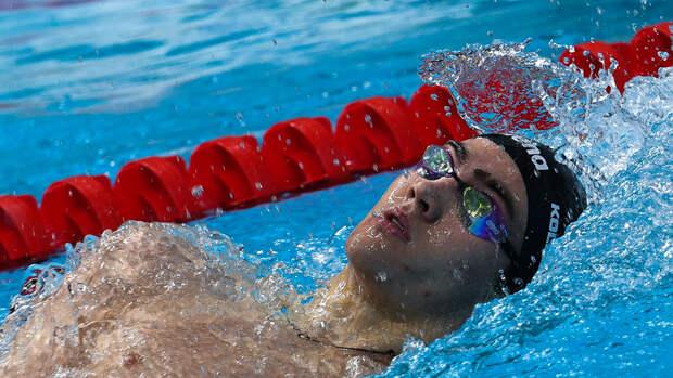 Российский пловец Колесников два раза за два дня побил мировой рекорд