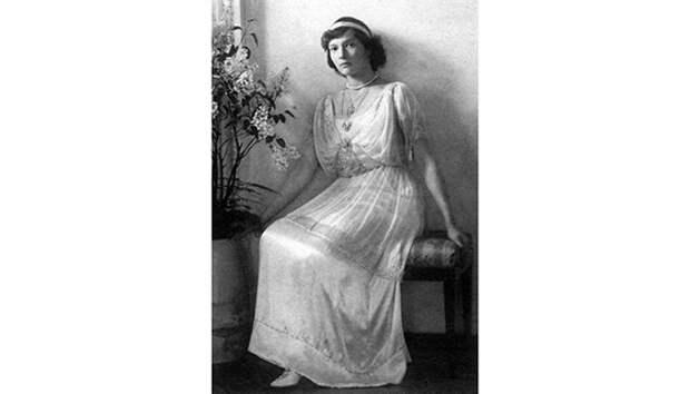 Спасители в истории: Великая княжна Татьяна Романова