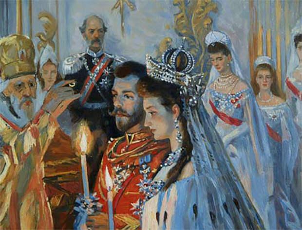 Россия и русские глазами иностранных художников (КАРТИНЫ)