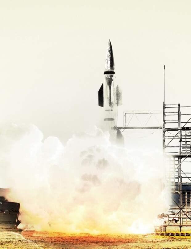 ракета «Вассерфаль»