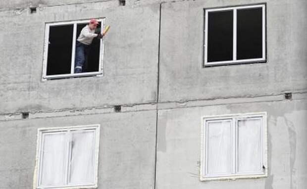 В России лопается ипотечный пузырь: Бедных отселят в гетто