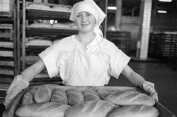 О вкусе Советского хлеба.