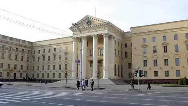 КГБ Белоруссии заподозрил терроризм в действиях протестующих
